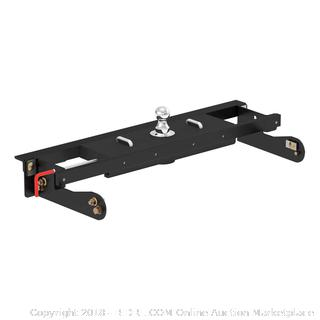 CURT 60680 Double Lock EZr Gooseneck Hitch Kit (retail $425)