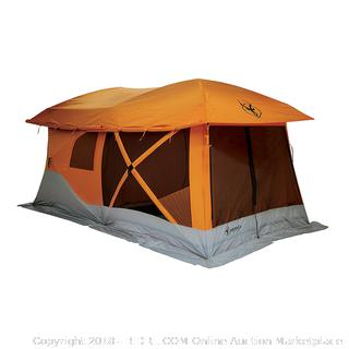 Gazelle Pop Up Portable Camping Hub Tents & Gazebos (Retail $319.00)