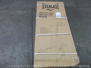Everlast - 2 Station Heavy Bag Stand (Retail $103.00)