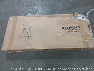 Innova ITX9600 Heavy Duty Inversion Table with Adjustable Headrest & Protective Cover (Retail $97.00)