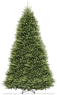 National Tree 12 Foot Dunhill Fir Tree, Hinged (DUH-120) (Retail $515.00)