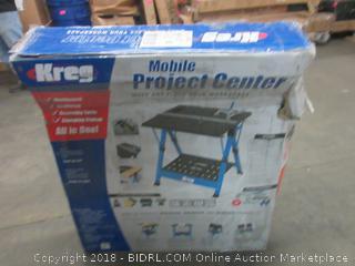 Kreg KWS1000 Mobile Project Center (Retail $159.00)