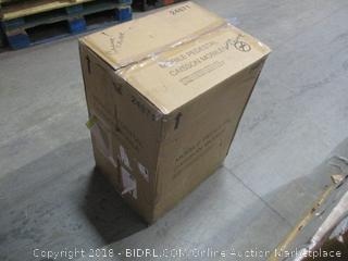 Mobile Pedestal File Cabinet Damaged See Pictures