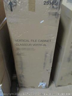 Verticle File Cabinet