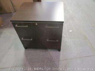 Lateral File Cabinet See Pictures
