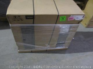 Lateral File Cabinet Factory Sealed See Pictures
