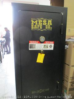 Mesa Safe MESA MBF7236E-P All Steel Burglary and Fire Safe with Electronic Lock, 22.9-Cubic Foot, Black Textured Black (Retail $1,736.00)