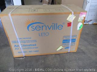 Senville SENL-18CD 18000 BTU 15 SEER Split Air Conditioner and Heat Pump, Mini (Retail $829.00)