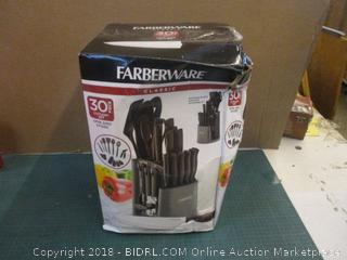 Farberware Cutlery Set Spin and Store
