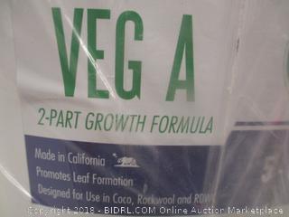 Current Culture Veg A 2 Part Growth Formula