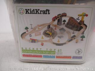 Kid Kraft Construction Train Set
