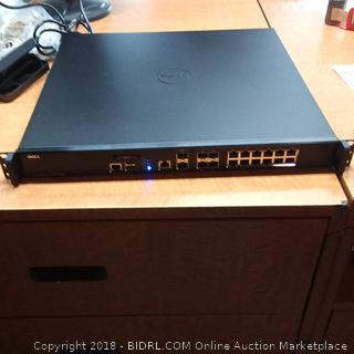Dell Security SonicWALL Nsa 4600 Total Secure Fd Only (Retail $6,162.44)
