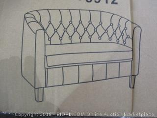 Modway Sofa/ Damaged See Pictures