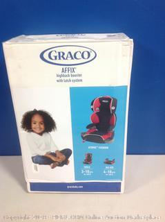 Graco Affix High Back Booster