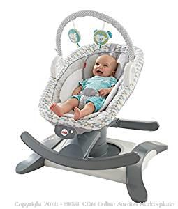 Fisher-Price 4-in-1 Rock'N' Glide Soother (online $139)