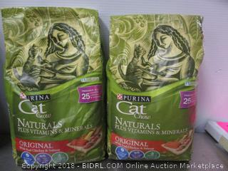 Purina Cat Chow Naturals