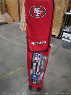 San Francisco 49er's Canopy
