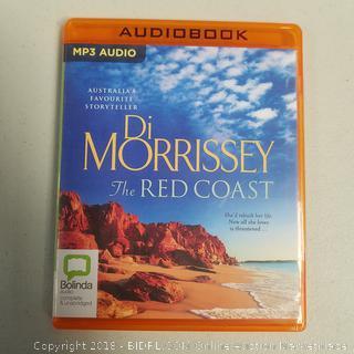 Auidobook DI Morrissey the RED COAST