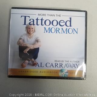 Audiobooks Tattooed Mormon