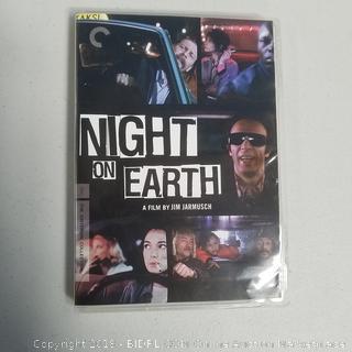 Night On Earth DVD