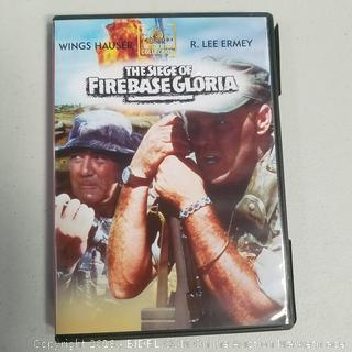 The Siege FireBase Gloria DVD