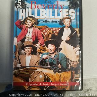 The Beverly Hillbillies 5 DVD