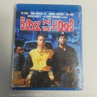Boyz N The Hood DVD