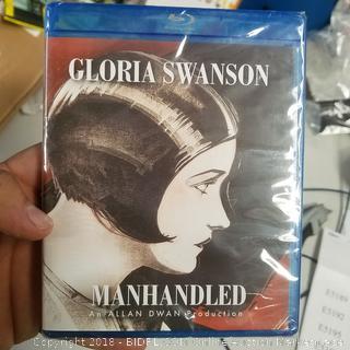 Gloria Swangson Manhandled DVD