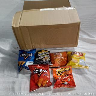 Fritolay Variety Pack Chips