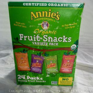 Fruit Snacks - 24 packs