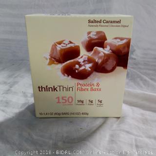 Think Thin Protein & Fiber Bars