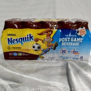 Nestle Nesquik Chocolate Milk