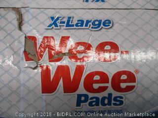 Wee Wee Pet Pads