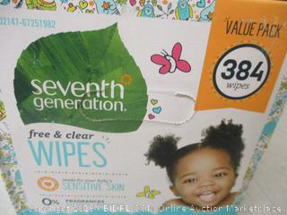 Seventh Generation Wipes