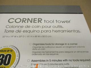 Corner Tool Tower