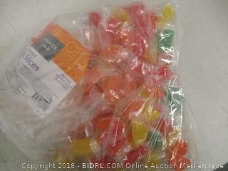 Assorted Fruit Slices Candy