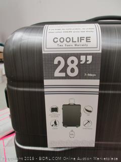 Coolife Suitcase Set