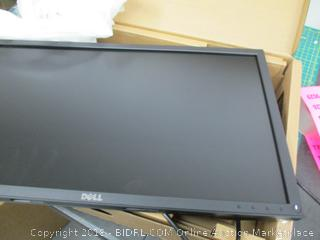 Dell Monitor Set Powers On