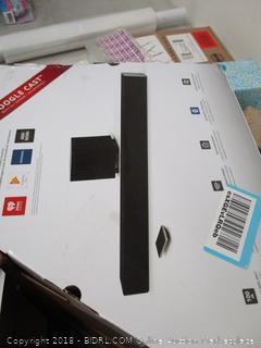 "Vizio 38"" Smartcast Sound Bar System"