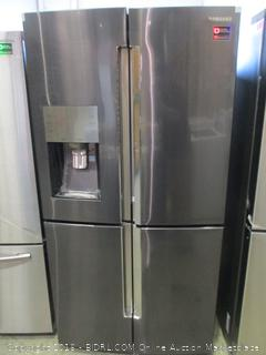Samsung Refrigerator  No Power, Digital Inverter Technology, Metal Cooling See Pictures