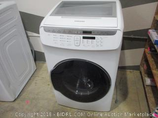 Samsung  Delicate/ Tumbler Dryer , Powers On, Dented, Scratched See Pictures