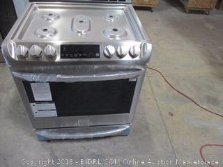 Gas Stove-Accessories inside See Pictures