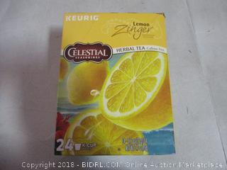 Celestial tea Lemon Zinger Tea
