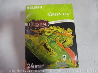 Celestial Green Tea Keurig Cups