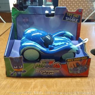 PJMasks Rev N Rumbler Cat Car