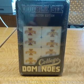 College Dominoes