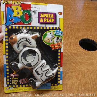 Spell & Play Magnet Power