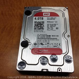 WD Red NAS Hard Drive