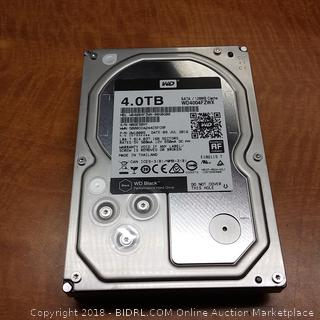 WD Black Performance Hard Drive