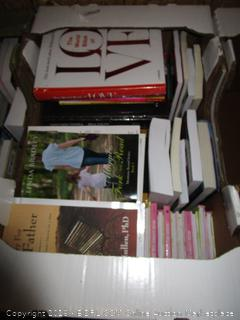 Box Lot Book See Pictures